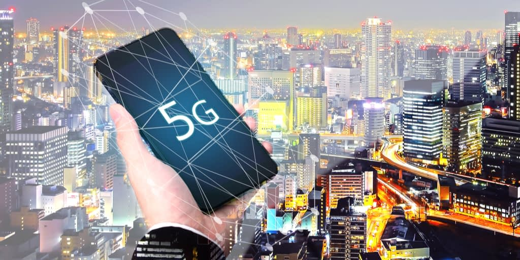 5g phone networks