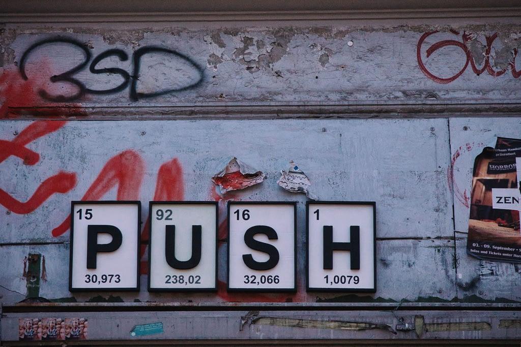 push letters, sipis acrobits