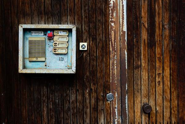 old intercom replaced by cloud softphone intercom